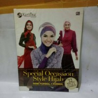 SPECIAL OCCASSION STYLE HIJAB : SEMU FORMAL & FORMAL