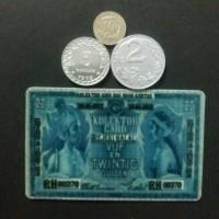 Jual Uang Mahar 17 Rupiah Paket Koin 1 Murah