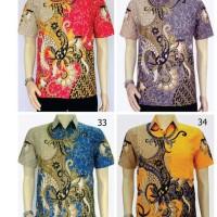 Jual Model Baju Batik Modern | Kemeja Pria | Kemeja Batik Murah Batik Kerja Murah