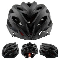 Helm Sepeda EPS PVC Shell dengan Lampu Backlight. baru
