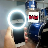 LAMPU SELFIE RING LIGHT/LAMPU SELFIE/LAMPU BIGO
