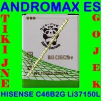 harga Baterai Smartfren Andromax Es Hisense C46b2g Li37150l Rakki Panda Tokopedia.com