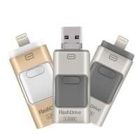 8GB OTG iPhone FlashDrive Flashdisk Micro USB 6 7 Plus 6s 5 5S iPad SE