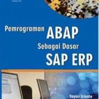 Buku Pemrograman ABAP Sebagai Dasar SAP ERP