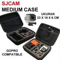 Tas Hardcase Medium untuk GoPro, YiCam, SJ Cam & segala jenis Sportcam