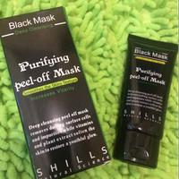 BLACK MASK purifying peel-off mask shills