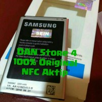 Baterai Batre Batere Battery SAMSUNG GALAXY NOTE3 NOTE 3 Original 100%