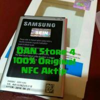 Baterai Batre Batere Battery SAMSUNG GALAXY NOTE3 NOTE 3 Original 100%
