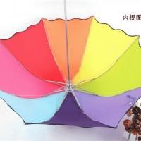 Jual Super Murah Payung Pelangi 3D Magic Umbrella Rainbow 3 Dimensi Motif Murah