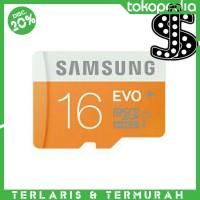 Samsung 16GB Class 10 (48MB/s) MicroSDHC EVO - Micro SD MicroSD