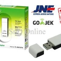 Jual TP-LINK TL-WN727N WIFI RECEIVER WIRELESS N USB ADAPTER TPLINK TP LINK Murah