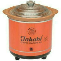 TAKAHI SLOW COOKER 0,7L