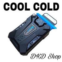 Cool Cold Cooler Fan Universal Laptop