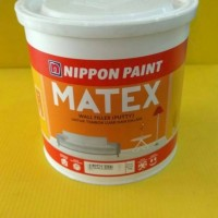 NIPPON PAINT MATEX PUTTY PLAMIR DEMPUL TEMBOK