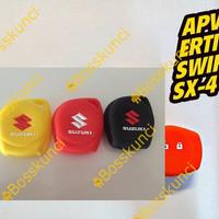 Jual Cover Kondom Sarung Silicon Silikon Remote Kunci Mobil Suzuki Ertiga Murah