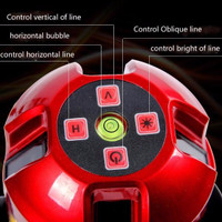terlaris Laser Line 5 Lines - Sinar 5 G untuk kado solder jogja kanto