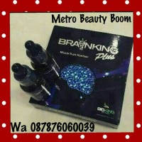 BRAINKING PLUS NUTRISI OTAK