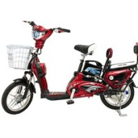 harga E-bike Earth Sepeda Listrik Super Rider Tokopedia.com
