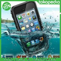 Waterproof Case Ultra-slim iPhone 5 5S