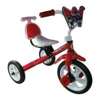 Jual YOEYOE SEPEDA ANAK RODA tiga Tricycle Sandaran Merah kupu kupu Murah