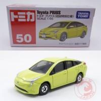 Tomica Reguler 50 Toyota Prius (Kuning)