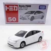 Tomica Reguler 50 Toyota Prius (Putih)