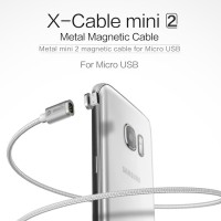 harga Wsken X-cable Kabel Magnet Micro Usb Data Charger 2.4a Smartphone Hp Tokopedia.com