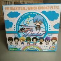 One Coin Mini Figure Collection Tetsuya Kuroko Set 9PCS Kotobukiya KWS