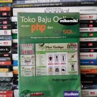 Toko Baju Online dengan PHP dan MySQL - Muhammad Sadeli