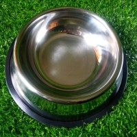 Jual Mangkok Mangkuk Anjing Stainless Steel / Dog Bowl Murah
