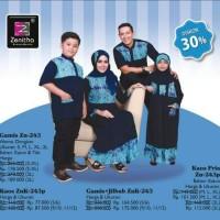 Sarimbit Keluarga Zenitha 243 / Couple Busana Muslim