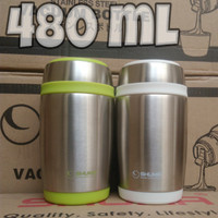 Jual SHUMA 350 Lunch Box Rantang Makanan Termos Stainless Food Jar Murah