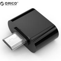 harga Orico Mog02 Micro Usb To Usb Otg Adapter For Android -hitam Tokopedia.com