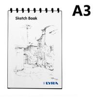 Lyra Sketch Book A3