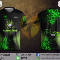 Jual Jersey Gaming / Razer / ASUS ROG Murah