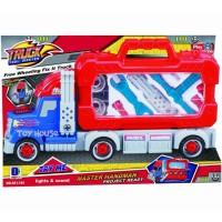 Jual Mainan Anak Truck Tools Master Optimus - Mainan Tukang-Tukangan Murah