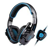 SA901 3M Headset Sades Wolfang SA-901 Gaming 7.1CH Sound USB 3 meter
