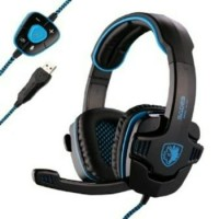 Headset Sades Wolfang SA 901 / SA901 Sound effect 7.1