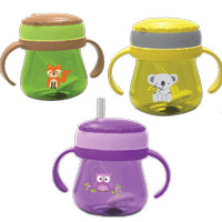 BABYSAFE Cup Weighted Straw | Training Cup | Straw Cup Baby Safe