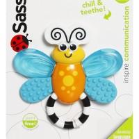Mainan gigitan sassy Flutterby teether art.: 80106