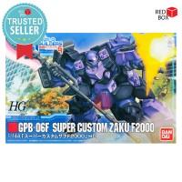 HG Super Custom Zaku F2000