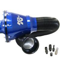 Open Filter Udara K&N Apollo Air Intake - Blue