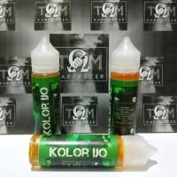 Kolor Ijo Bubur Kacang Ijo Premium Liquid 60ml, 3mg