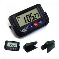 harga Jam Digital Untuk Mobil Motor Dan Meja Tokopedia.com