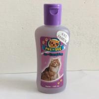 Shampo Kucing PUS-SEE Anti Jamur 120 mL