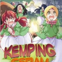 KOMIK PRINCESS ACADEMY: KEMPING SERAM - TABI & ROMY HERNADI