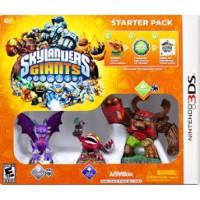 GAME NINTENDO 3DS SKYLANDERS GIANTS STARTER PACK ENGLISH