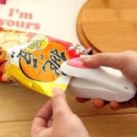 Alat Pres Plastik Mini Hand Plastic Sealer Perekat Plastik Serba Guna