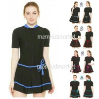 Baju Renang Ukuran M Wanita Dewasa HDR-1106