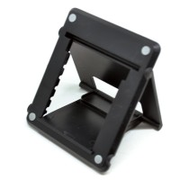 Universal Foldable Tablet Holder - Black